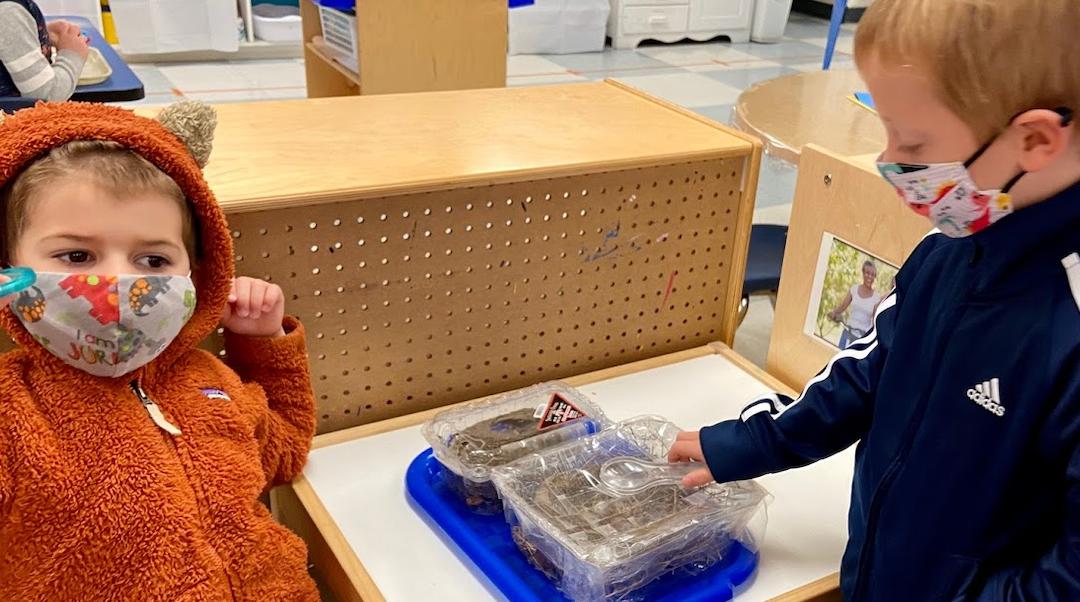 Skills Developed in a Cherry Preschool Classroom